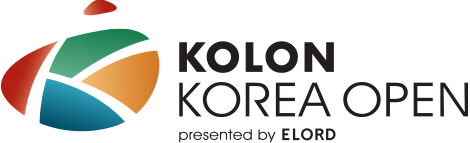 KOLON KOREA OPEN 엠블럼